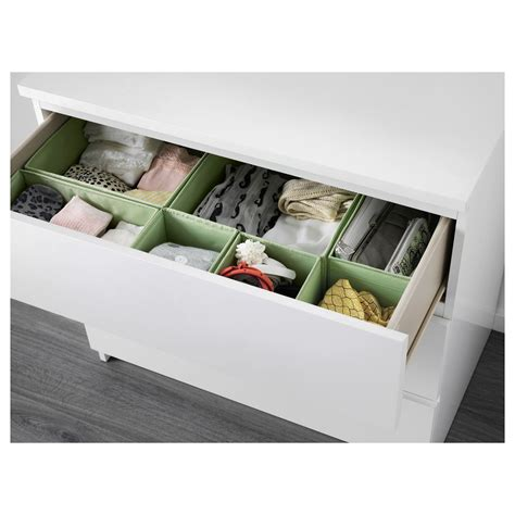 ikea skubb set   storage box organizer wardrobe drawer