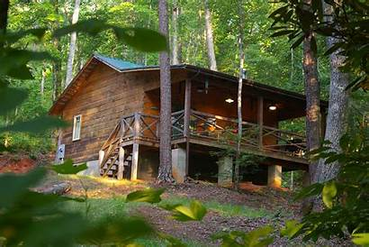 Farm Cabin Forest Outrigger Cabins Cottages Spring