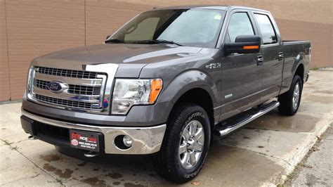 2014 Ford F150 V6 Ecoboost by 2014 Ford F150 Xlt Xtr 4wd Crew Backup