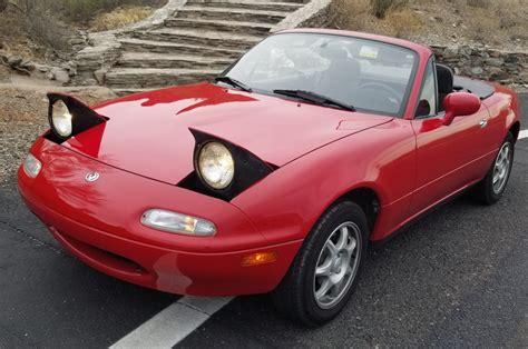 No Reserve: 36k-Mile 1997 Mazda MX-5 Miata for sale on BaT ...