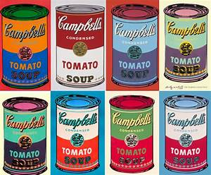 Andy Warhol and his muse: The Campbell Soup Can ...