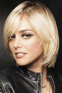 Coupe Femme Carré : coupe de cheveux carre blond ~ Melissatoandfro.com Idées de Décoration