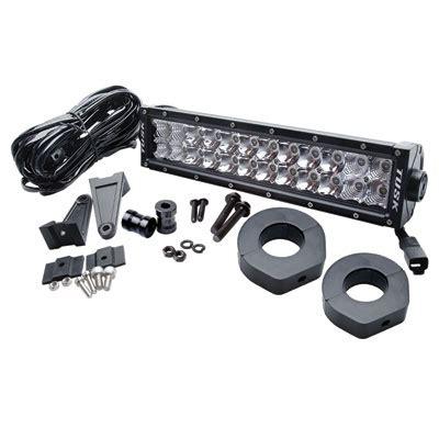 tusk combo led light bar kit