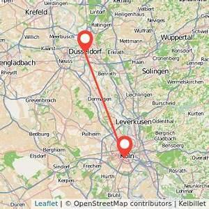 Entfernung Berechnen Km : bahn k ln d sseldorf ab 3 ~ Themetempest.com Abrechnung