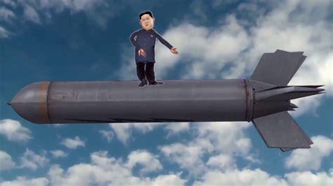 rocketman kim jong  president donald trump speaks
