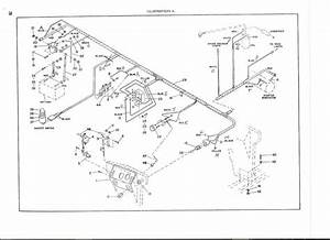 Need Wiring Help With Ford 120 - Ford  Jacobsen  Moline  Oliver  Town  U0026 Country  White