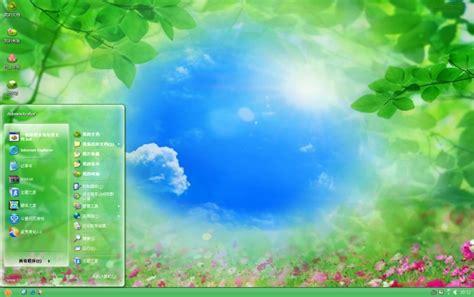 可爱的桌面_精美桌面_XP电脑主题_主题之家下载站