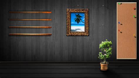 Desktop Organization Wallpaper