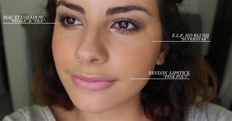 Makeup Of The Day Matte Lips Shimmery Eyes The Beauty Milk