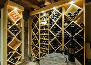 Cave À Vin Design : mobilier sur mesure lynium metz cave a vin ~ Voncanada.com Idées de Décoration