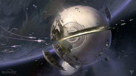Bungie Reveals More Concept Art At Destiny Panel Gdc