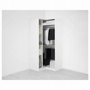 Ikea Pax Eckschrank 236 : pax corner wardrobe white grimo white 111 111 x 236 cm ikea ~ Orissabook.com Haus und Dekorationen