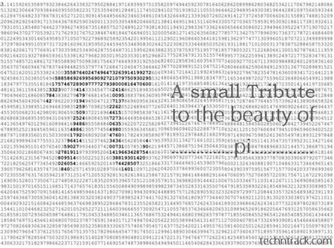 Know Everything About Pi Day (history Of Pi)