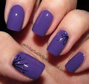 Polish art addict mira simple nail