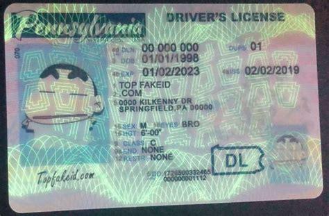 pennsylvania id buy scannable fake id premium fake ids