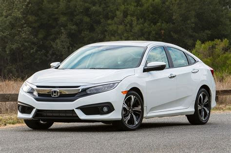 honda civic 2016 honda civic 10 new tech niblets motor trend