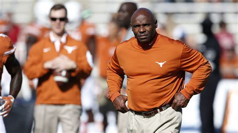 charlie strong  leave texas  miami