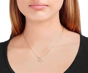 wedding gift stores swan necklace white gold plating jewelry swarovski shop