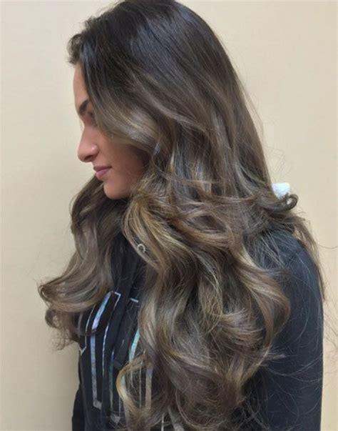 les  beaux balayage cheveux tendance  coiffure