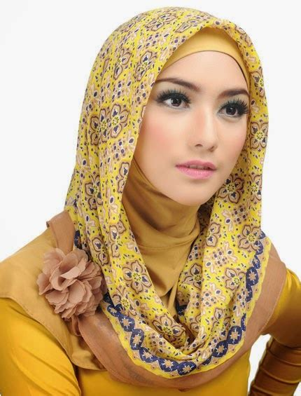 foto model hijab terbaru  model gaya fashion terbaru