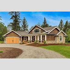 Dramatic Craftsman House Plan  23252jd  Architectural