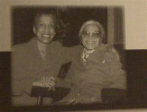 Picture of my Mom with Rosa Parks (hugs) | Sent via ...