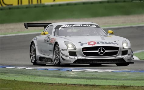 mercedes sls amg gt3 2010 wrong pictures widescreen