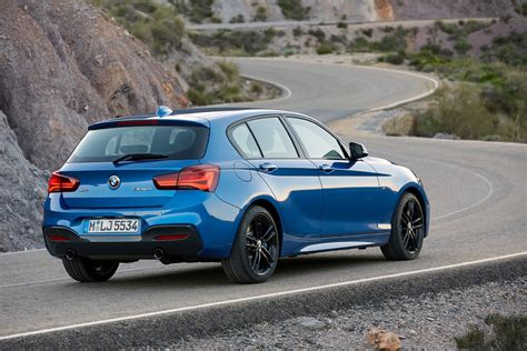 Bmw I Series by World Premiere Bmw 1 Series Facelift And New Editions