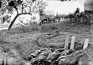 Civil War: The dead from Gettysburg return home