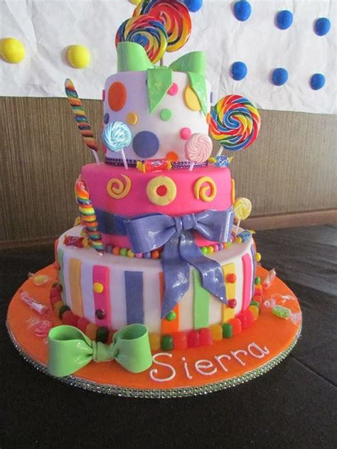 candy cake cakecentralcom