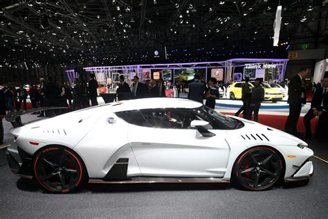 Italdesign Launches Its Own Branded Zerouno V10 Supercar