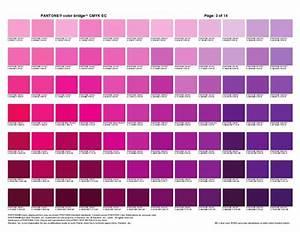 Pantone Color Bridge Plus And Cmyk Cheat Sheets For