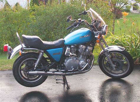 Suzuki Gs Series