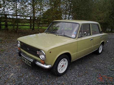 Fiat 124 For Sale by 1974 Fiat 124