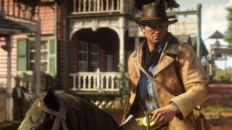 Giddy Up And Get On These New Red Dead Redemption 2
