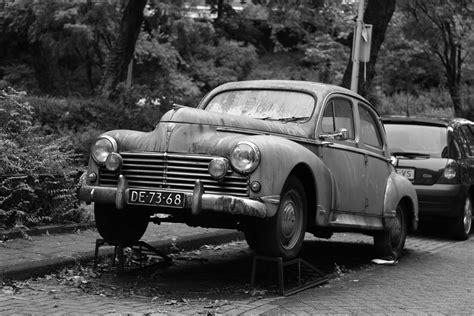 50s Car Wallpaper 1080p 1920x1200 by Monochrome Car Oldtimer Peugeot Wallpapers Hd Desktop