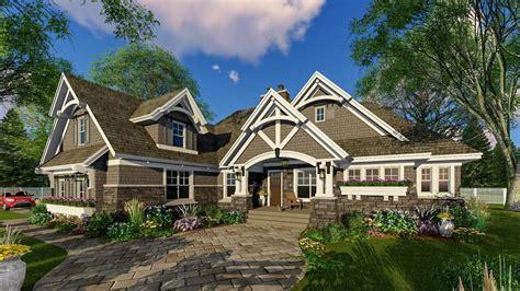 elegant craftsman  room  grow rk architectural designs house plans