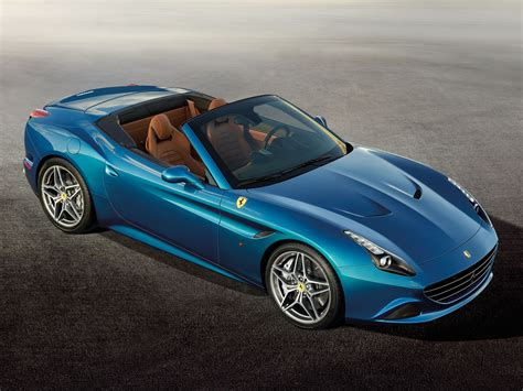 Ferrari Car : Ferrari California T Specs & Photos