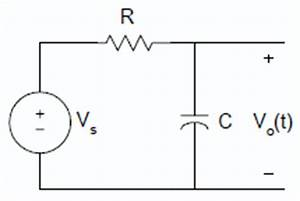 Rc circuit transient analysis with matlab for Rc circuit examples