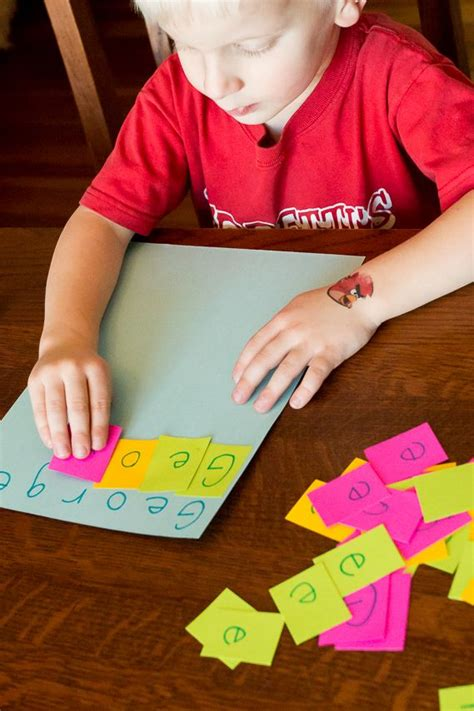 spell my name activity for preschoolers activities for 354 | b0fb4c13740272fedaa4f76bccc6abc1