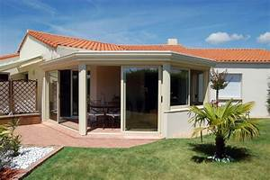 Prix Veranda Alu : veranda terrasse informations sur les verandas de terrasse ~ Melissatoandfro.com Idées de Décoration