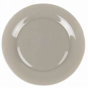 Assiette Plate Blanche : assiette plate luminarc verre ~ Teatrodelosmanantiales.com Idées de Décoration