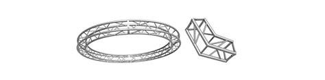 Traliccio Alluminio by Tralicci In Alluminio Bama S R L
