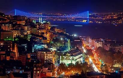 Istanbul Nightlife Turquie Notturna Vita Nocturne Vie