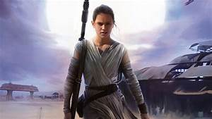 Rey, Star, Wars, The, Force, Awakens, Wallpapers