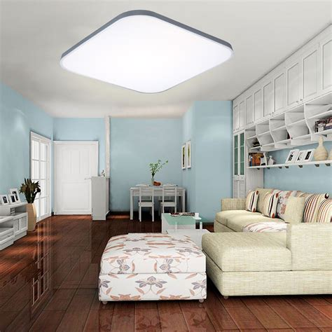 Led Lights For Room With Remote by Ultra Thin 36w Led Ceiling Light Kitchen Bedroom L