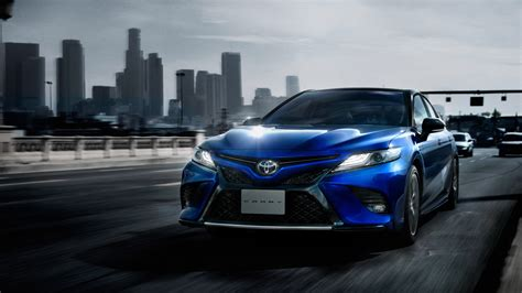 Toyota Camry Hybrid Backgrounds by Toyota Camry Hybrid Ws 2018 4k Wallpapers Hd Wallpapers