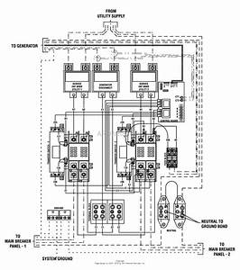 Kohler Automatic Transfer Switch Wiring Diagram