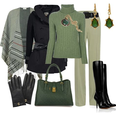 Olive Garden Attire by Fr 237 O En Pantalones Created By De Moda2 On