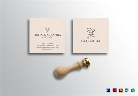 Square Business Card Design Template In Psd, Word Business Card Expense Account Printing Singapore Emoji Cards Louisville Ky Box Ad Kinkos With Facebook